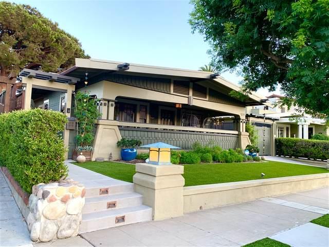 4277 Trias St, San Diego, CA 92103 (#200043091) :: Neuman & Neuman Real Estate Inc.