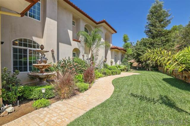 2392 Via Oeste Dr, Fallbrook, CA 92028 (#200043093) :: SunLux Real Estate