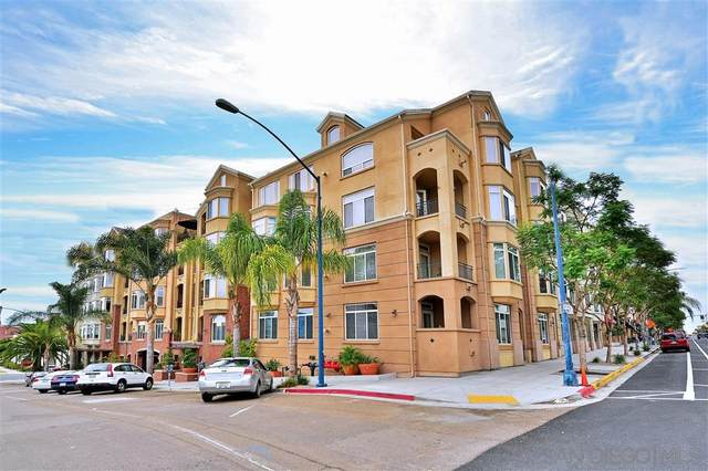 2400 5Th Ave #205, San Diego, CA 92101 (#200043105) :: Tony J. Molina Real Estate