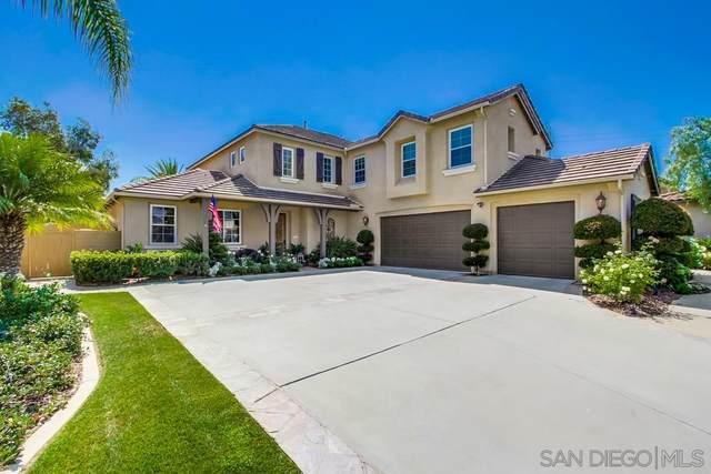 7411 Las Lunas, San Diego, CA 92127 (#200043121) :: Compass