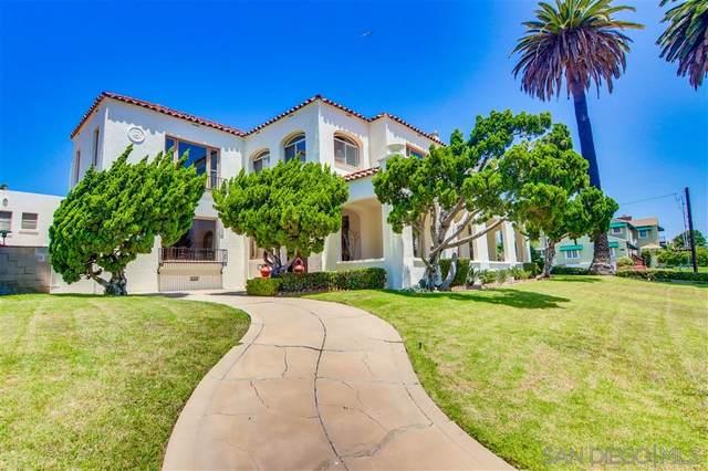 2478 Rosecrans St, San Diego, CA 92106 (#200043184) :: SunLux Real Estate