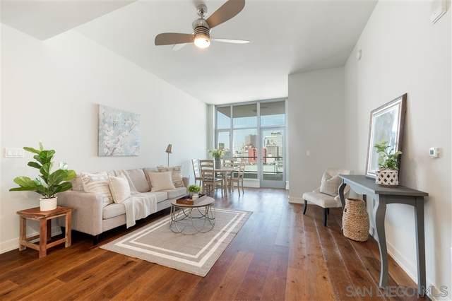 575 6th Avenue #1111, San Diego, CA 92101 (#200043422) :: Tony J. Molina Real Estate