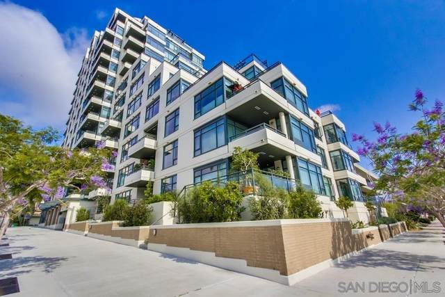 475 Redwood St. #501, San Diego, CA 92103 (#200043612) :: The Stein Group