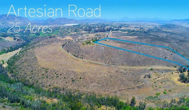 Artesian Rd. #000, County of San Diego, CA 92127 (#200043667) :: The Legacy Real Estate Team