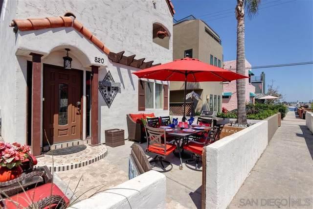 820 Tangiers Ct, San Diego, CA 92109 (#200043675) :: Neuman & Neuman Real Estate Inc.