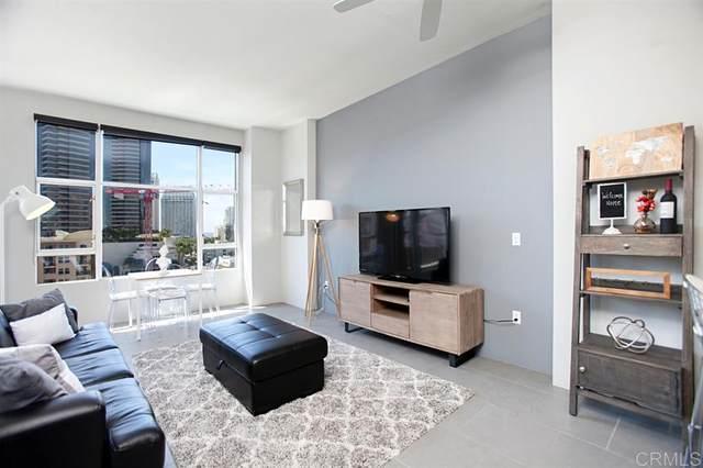 530 K St #607, San Diego, CA 92101 (#200043679) :: Tony J. Molina Real Estate