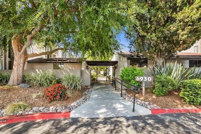 6930 Hyde Park Drive #126, San Diego, CA 92119 (#200043751) :: Solis Team Real Estate