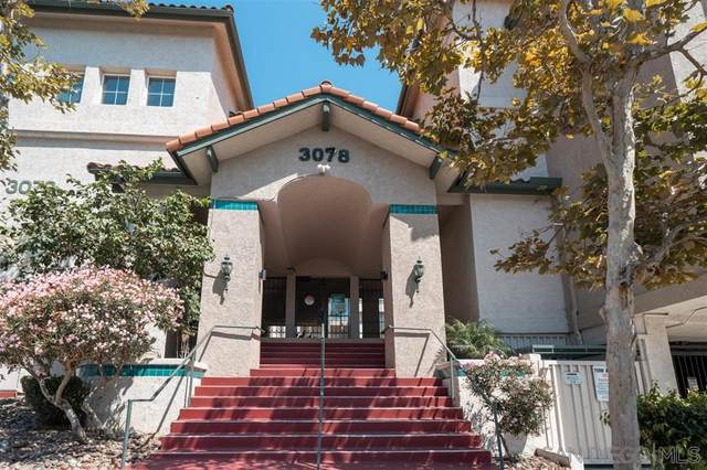 3078 Broadway #116, San Diego, CA 92102 (#200043867) :: SunLux Real Estate