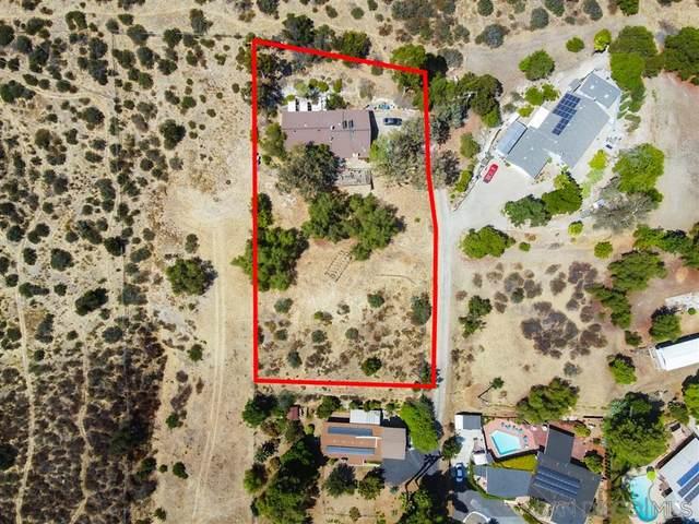 11606 Oak Creek Dr, Lakeside, CA 92040 (#200043878) :: Neuman & Neuman Real Estate Inc.