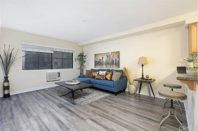 4077 3rd Ave #106, San Diego, CA 92103 (#200043999) :: SunLux Real Estate