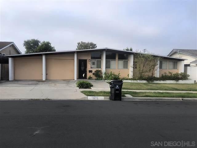 5813 Lomond Dr., San Diego, CA 92120 (#200044003) :: Neuman & Neuman Real Estate Inc.