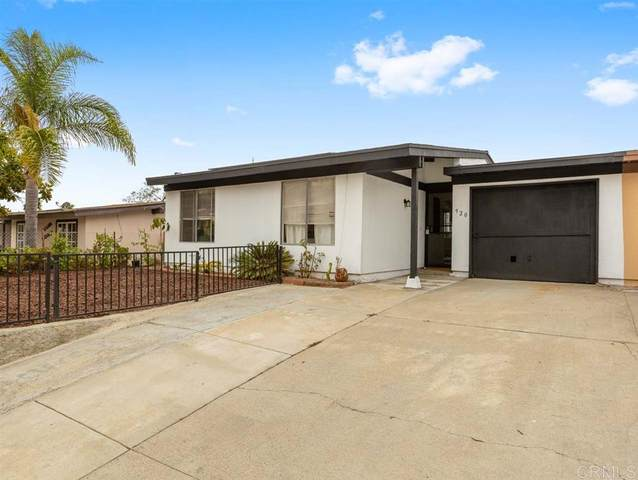 920 Raintree Pl, Vista, CA 92084 (#200044008) :: Neuman & Neuman Real Estate Inc.