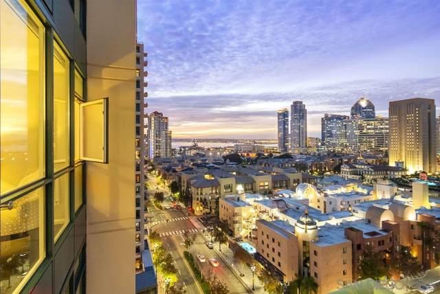 555 Front Street #1501, San Diego, CA 92101 (#200044095) :: Neuman & Neuman Real Estate Inc.
