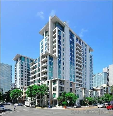 425 W Beech Street #703, San Diego, CA 92101 (#200044101) :: Tony J. Molina Real Estate