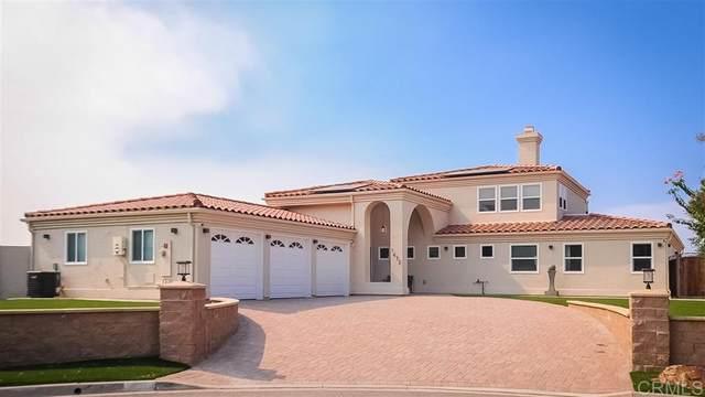 1472 Avenida Arriba, El Cajon, CA 92020 (#200044215) :: Neuman & Neuman Real Estate Inc.
