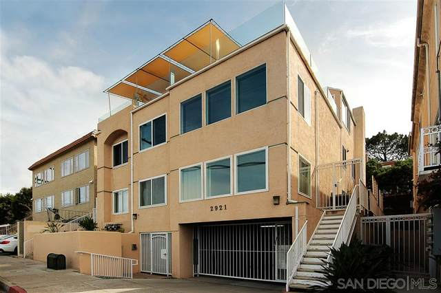 2921 India Street #2, San Diego, CA 92103 (#200044226) :: Neuman & Neuman Real Estate Inc.