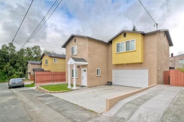 5814 Pawnee Dr, La Mesa, CA 91942 (#200044236) :: Neuman & Neuman Real Estate Inc.