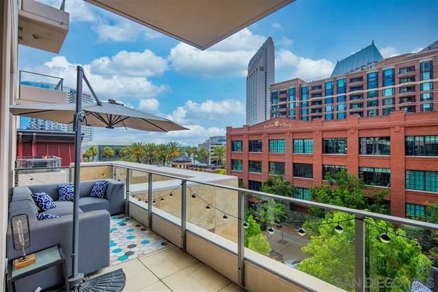 550 Front St #307, San Diego, CA 92101 (#200044268) :: Neuman & Neuman Real Estate Inc.