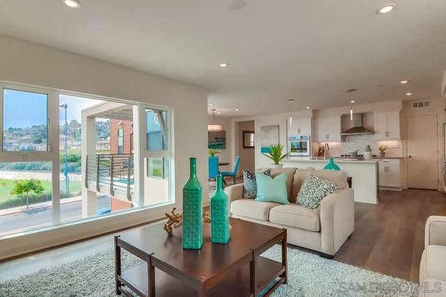 3128 Canon Street #303, San Diego, CA 92106 (#200044274) :: Tony J. Molina Real Estate