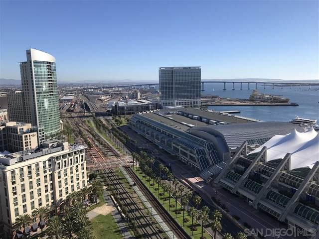 200 Harbor Dr #2601, San Diego, CA 92101 (#200044292) :: Neuman & Neuman Real Estate Inc.
