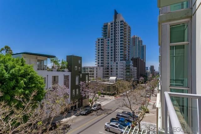 850 Beech Street #409, San Diego, CA 92101 (#200044294) :: Tony J. Molina Real Estate