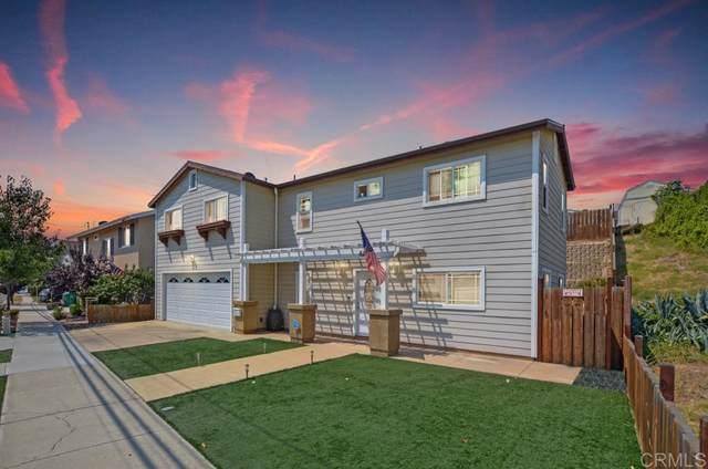 6252 E Lake Dr, San Diego, CA 92119 (#200044329) :: Neuman & Neuman Real Estate Inc.