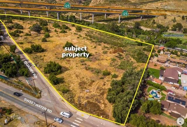 5780-5790 Quarry Road #3, Bonita, CA 91902 (#200044334) :: Neuman & Neuman Real Estate Inc.