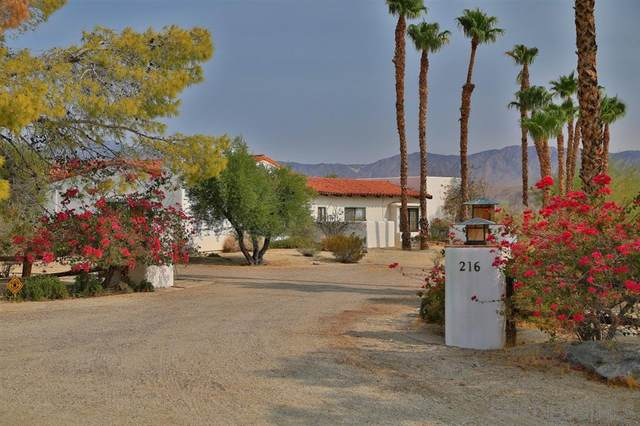 216 Ocotillo Circle, Borrego Springs, CA 92004 (#200044369) :: Neuman & Neuman Real Estate Inc.