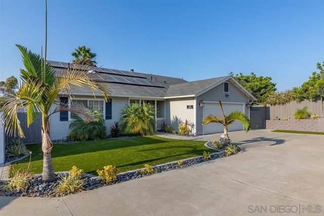 5151 Comanche Dr, La Mesa, CA 91942 (#200044390) :: Neuman & Neuman Real Estate Inc.