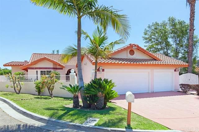3647 Hazelhurst Pl, Bonita, CA 91902 (#200044412) :: Neuman & Neuman Real Estate Inc.