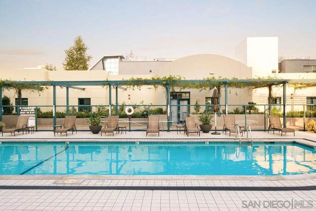 555 Front Street #206, San Diego, CA 92101 (#200044487) :: Neuman & Neuman Real Estate Inc.