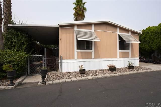 1537 H St Spc 35, Ramona, CA 92065 (#200044545) :: Tony J. Molina Real Estate