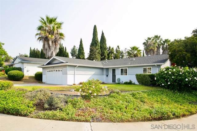 4301 Corte Sano, La Mesa, CA 91941 (#200044638) :: Neuman & Neuman Real Estate Inc.