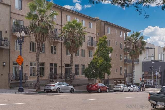 801 W Hawthorn St #301, San Diego, CA 92101 (#200044648) :: Tony J. Molina Real Estate