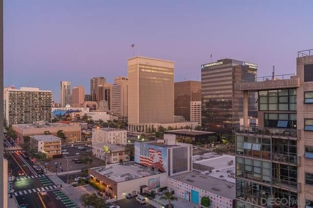 300 W Beech St #1110, San Diego, CA 92101 (#200044663) :: Tony J. Molina Real Estate