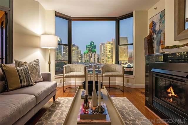 500 W Harbor Dtive #903, San Diego, CA 92101 (#200044666) :: Neuman & Neuman Real Estate Inc.