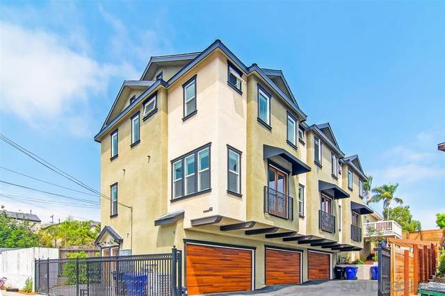 4250-52 Cleveland, San Diego, CA 92103 (#200044778) :: Yarbrough Group