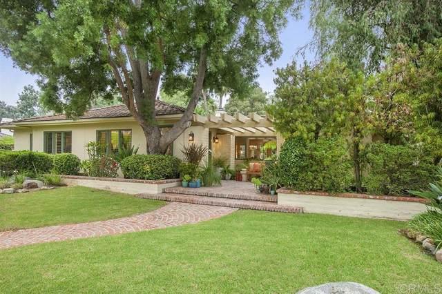 6108 Camino Selva, Rancho Santa Fe, CA 92067 (#200044803) :: Farland Realty