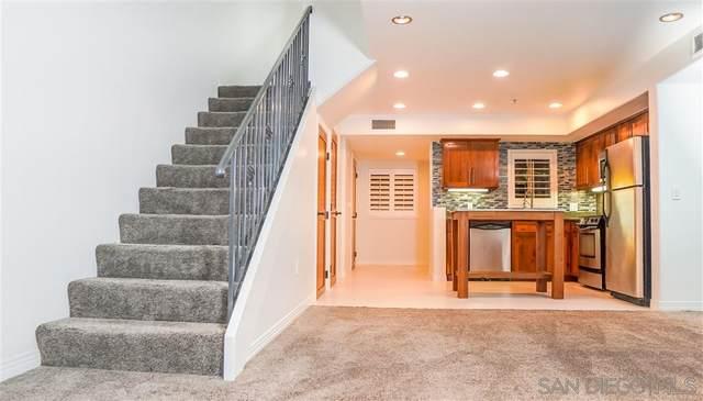 801 W Hawthorn Street #303, San Diego, CA 92101 (#200044818) :: Tony J. Molina Real Estate