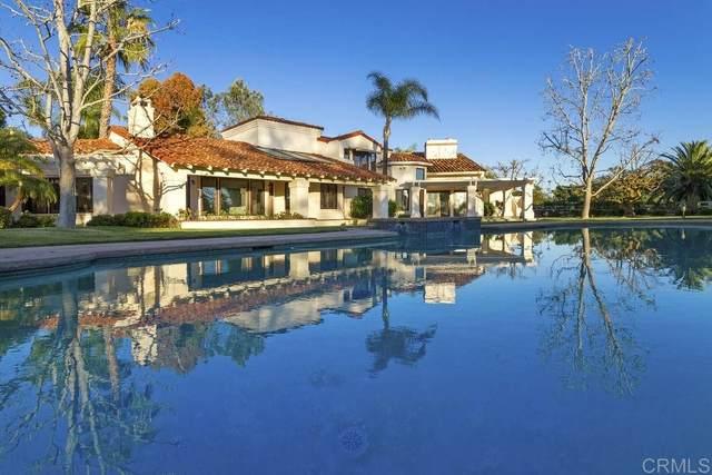 6815 El Camino Del Norte, Rancho Santa Fe, CA 92067 (#200044823) :: Farland Realty