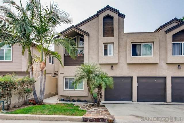 4446 Arizona St #2, San Diego, CA 92116 (#200044835) :: The Stein Group