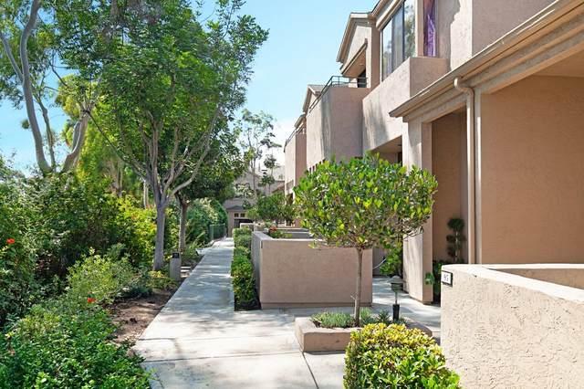4385 Nobel Dr #94, San Diego, CA 92122 (#200044848) :: Tony J. Molina Real Estate