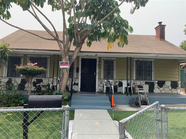 3875 Superba Street, San Diego, CA 92113 (#200044914) :: Neuman & Neuman Real Estate Inc.