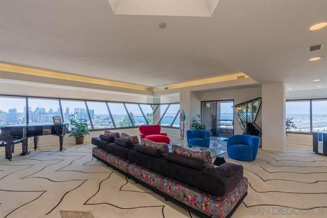 230 W Laurel #1004, San Diego, CA 92101 (#200044928) :: Tony J. Molina Real Estate