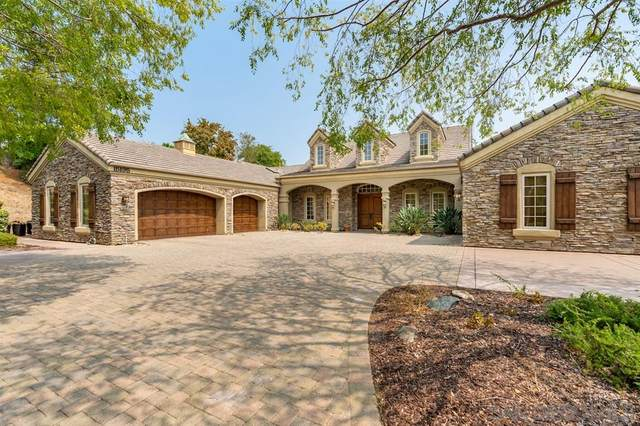 15195 Saddlebrook Ln, Poway, CA 92064 (#200044979) :: The Marelly Group | Compass