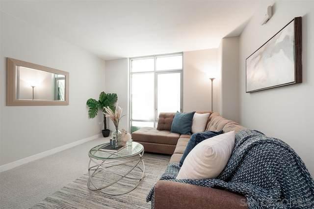 425 W Beech Street #710, San Diego, CA 92101 (#200045004) :: Tony J. Molina Real Estate