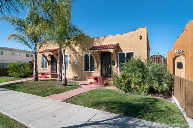 3852-3856 Wilson Ave, San Diego, CA 92104 (#200045042) :: Neuman & Neuman Real Estate Inc.