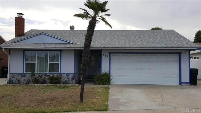 783 Ralph Way, San Diego, CA 92154 (#200045139) :: Neuman & Neuman Real Estate Inc.