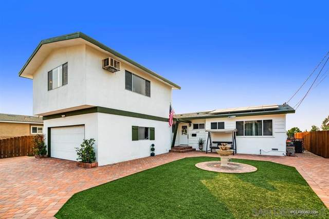 6080 E Avenorra Drive, La Mesa, CA 91942 (#200045146) :: Neuman & Neuman Real Estate Inc.