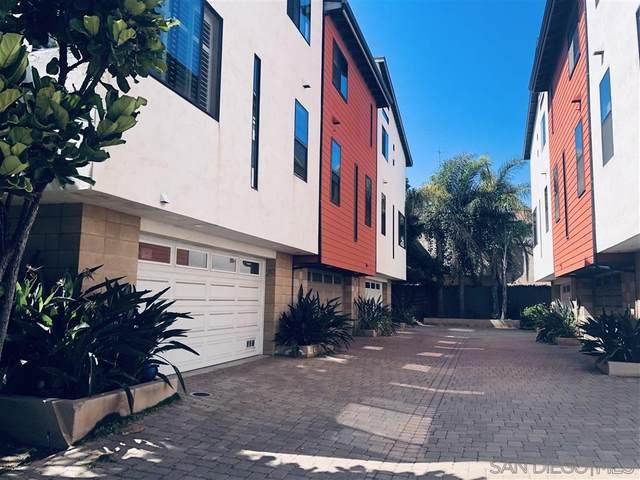 516 Arbor Dr, San Diego, CA 92103 (#200045163) :: SunLux Real Estate